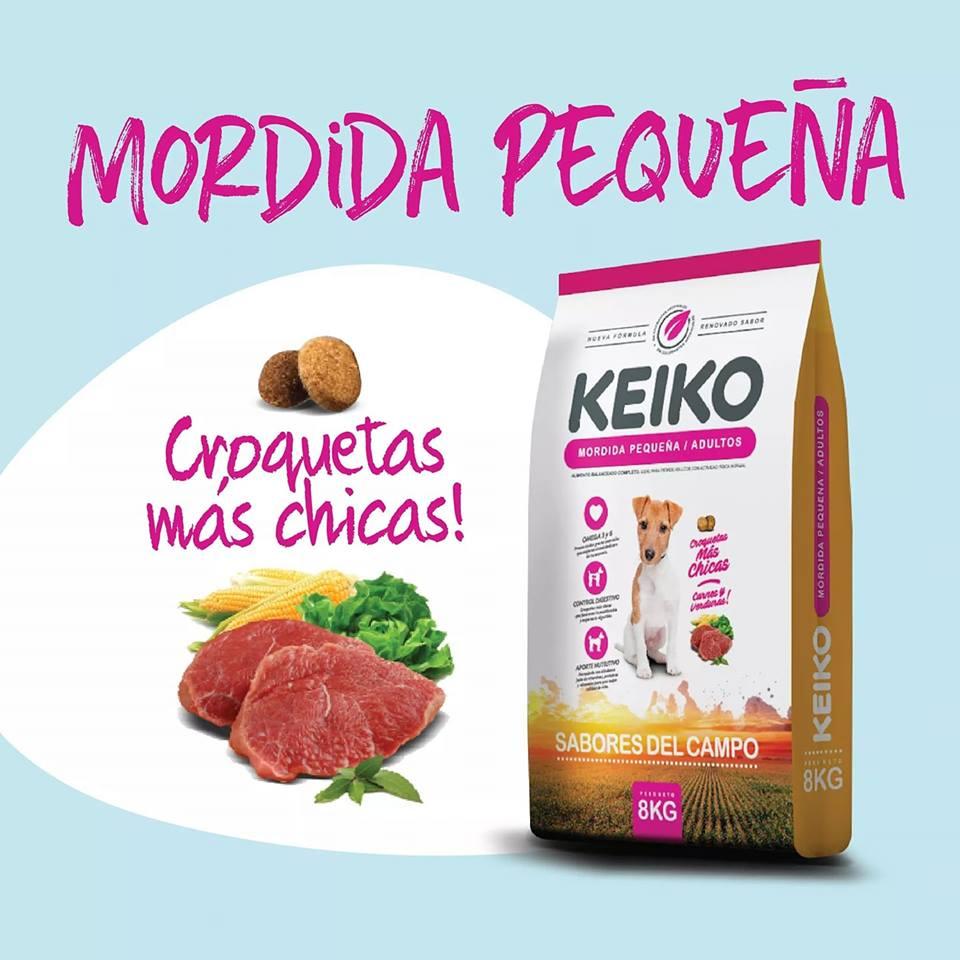 Kieko comida para perros