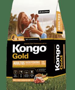 kongo gold razas pequeñas