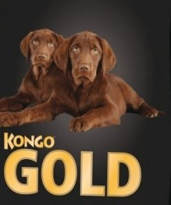 kongo gold cachorro bolsa