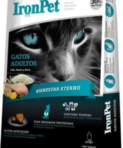 iron pet gatos bolsa