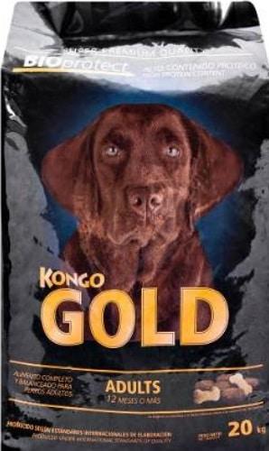 kongo gold adulto bolsa