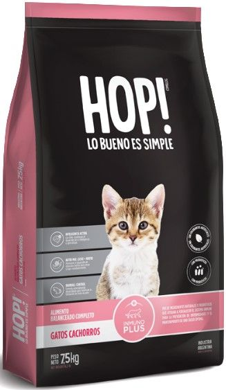 Hop-gatito paraiso de mascotas