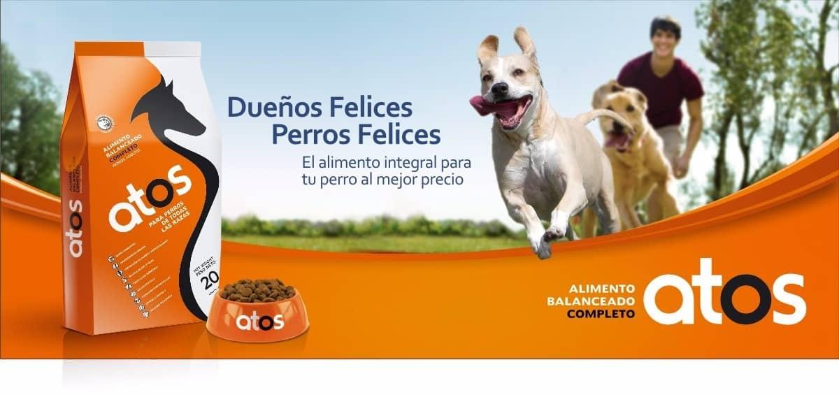 Alimento atos paraiso de mascotas forrajeria en parana