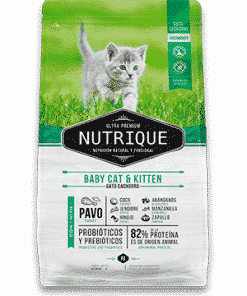 Nutrique Baby Cat & Kitten x 2kg