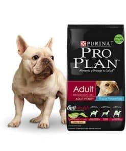 Pro plan perro adulto pequeño