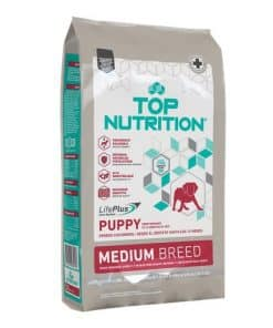 Top Nutrition Cachorros Medianos