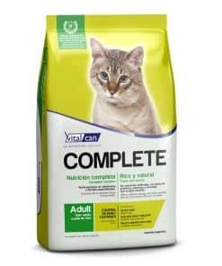 Complete gato control de peso/castrado