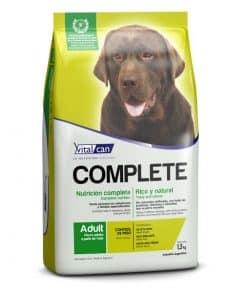 complete perro control de peso