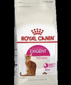Royal canin gato exigent paraiso de mascotas veterinaria en parana