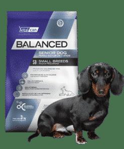 Balanced Perro Senior Raza Pequeña