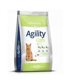 Agility Gato Control de peso paraiso de mascotas
