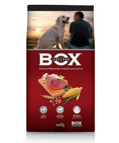 alimento box adultos paraiso de mascotas parana
