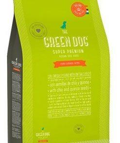 Green dog cachorro paraiso de mascotas