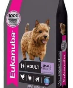 eukanuba perro adulto small paraiso de mascotas parana