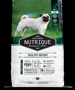 Nutrique perro ligth control de peso paraiso de mascotas parana