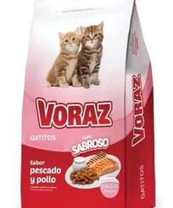 voraz gatitos