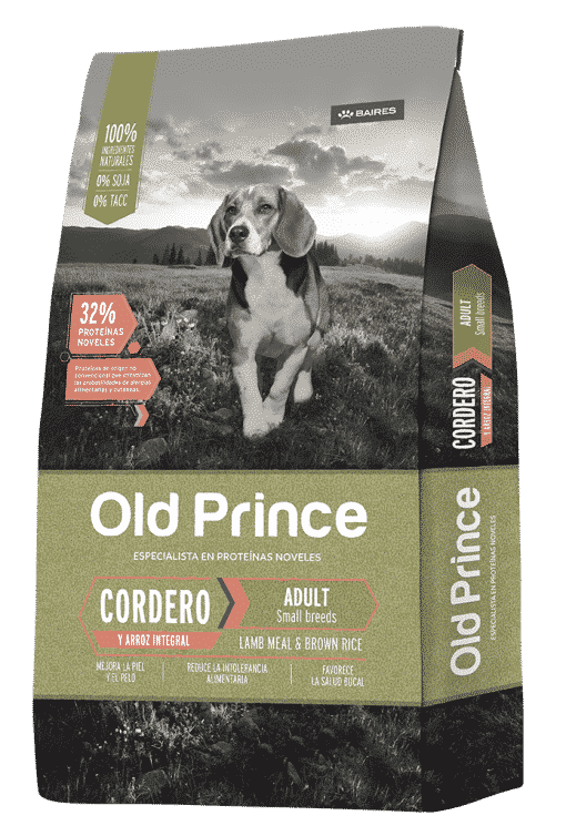 old prince cordero razas pequeñas forrjaria parana