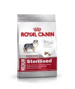 royal canin medium castrado