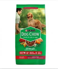 dog chow adulto mediano y grande