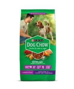 dog chow longevidad