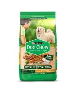 dog chow adulto raza pequeña sin colorante