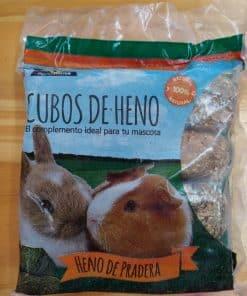 cubos de heno