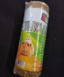 tubo masticable de alfalfa chico