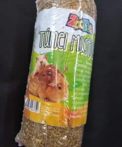 tubo masticable de alfalfa