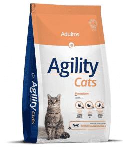 Agility Gato adulto